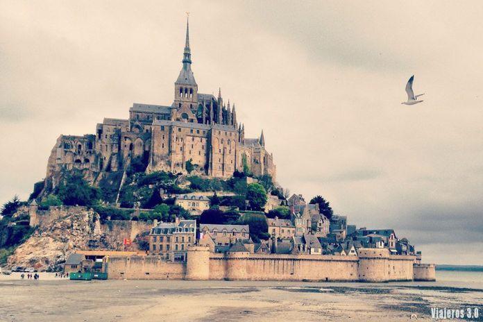 ruta por la Bretaña francesa, Mont Saint-Michel