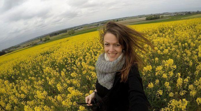 Rebeca Serna de Viajeros 3.0 de ruta por la Bretaña francesa