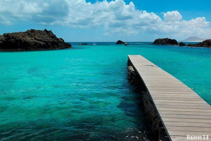 Las Mejores Playas De Fuerteventura Un Mundo Verde Esmeralda
