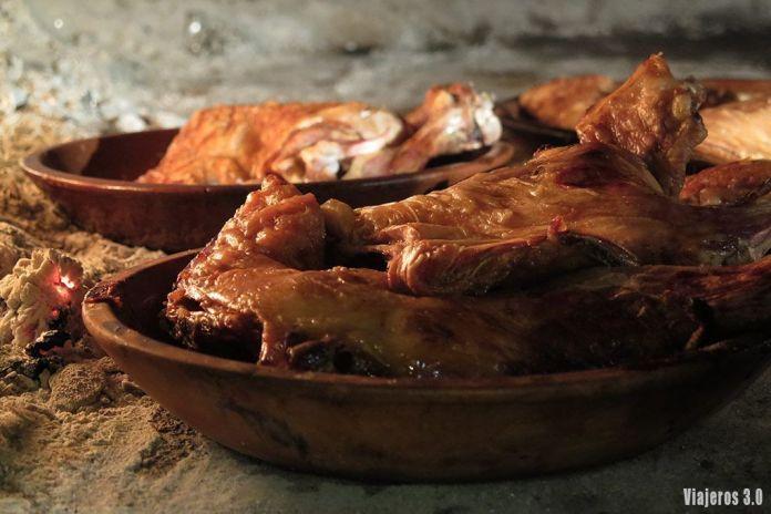 restaurantes donde comer lechazo en Burgos