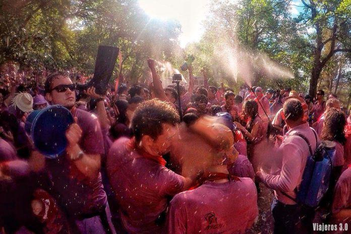 Batalla del Vino de Haro, los pueblos más bonitos de La Rioja