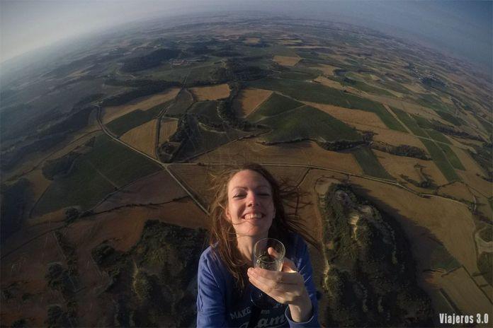 Volar en globo por La Rioja, qué ver en Haro en un fin de semana