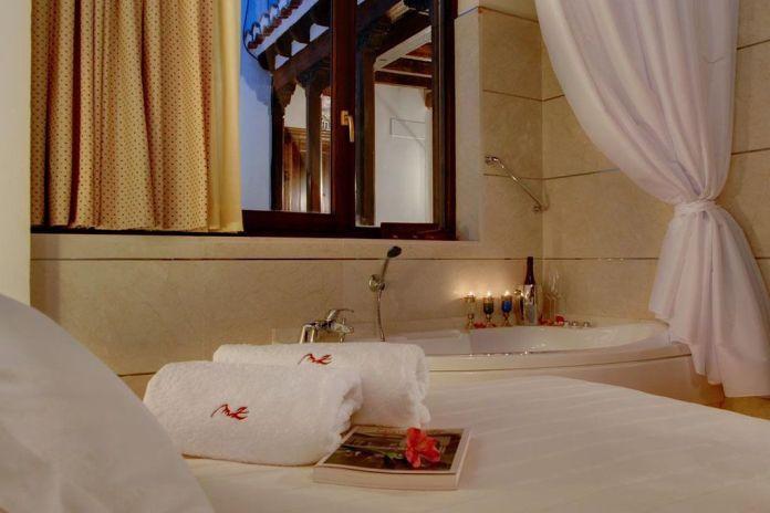 hoteles con jacuzzi privado en Granada