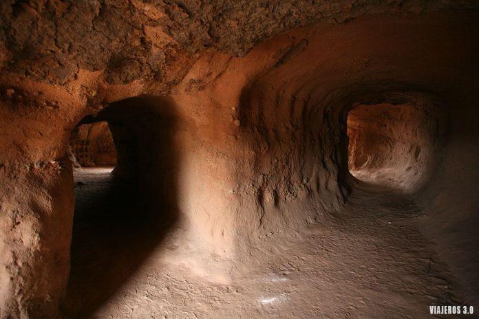 galeria de cuevas, que ver en Arnedo
