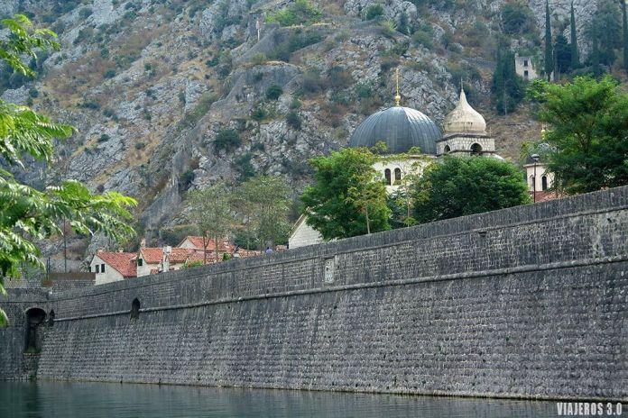 ciudad medieval de Kotor