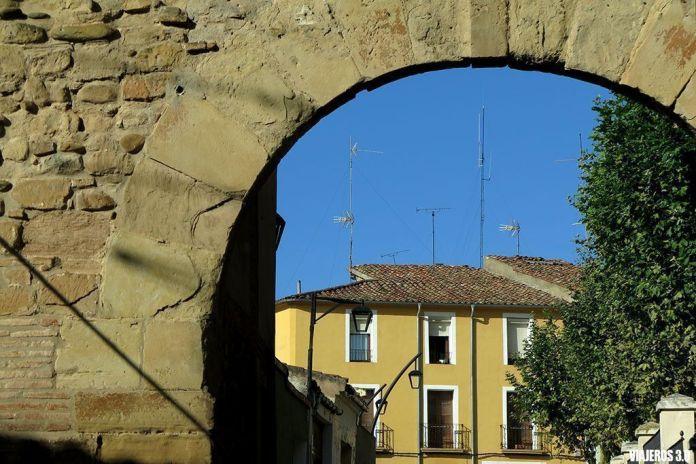 Arco romano del Planillo, visitar Calahorra