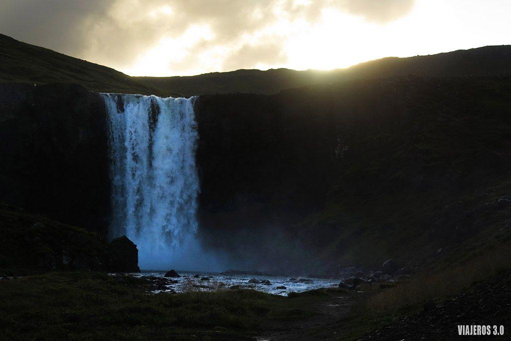Las cascadas más bonitas de Islandia, Gugufoss