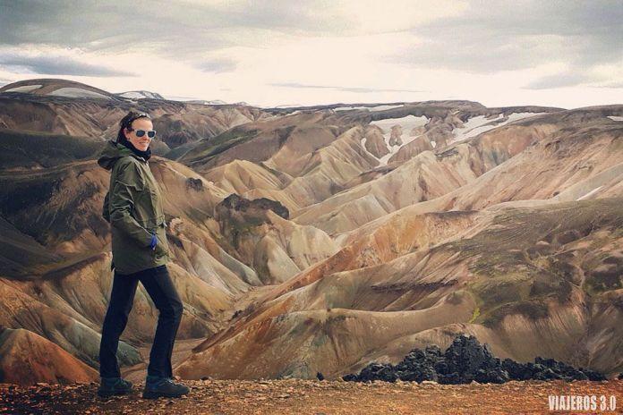 Landmannalaugar, ruta por Islandia