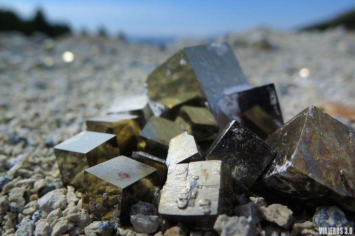 mina de pirita de Navajún, ruta por el Valle del Alhama