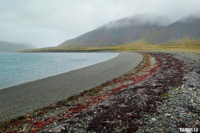 península deSnaefellsnes, ruta por Islandia