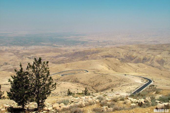 Monte Nebo, ruta por Jordania en una semana