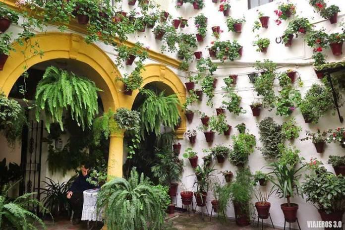 Patios de calle San Basilio en Córdoba