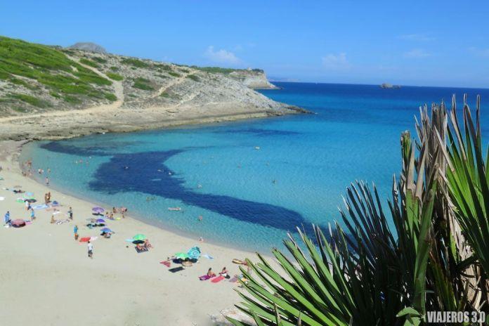 Cala Torta, ruta por Mallorca en una semana