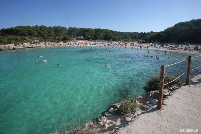 playa S'marador, una de las mejores playas de Mallorca