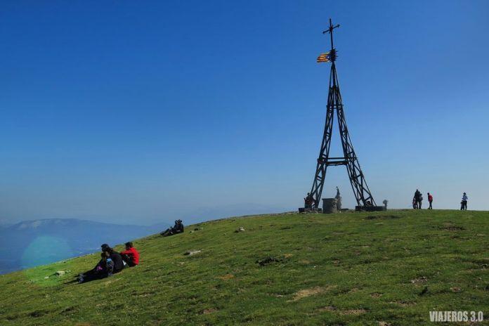 cima Monte Gorbea