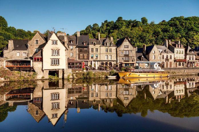 destinos europeos para descubrir, Dinan en Francia