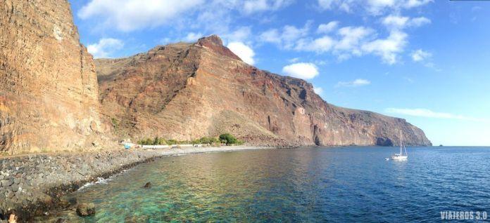 playas, qué hacer y qué ver en La Gomera