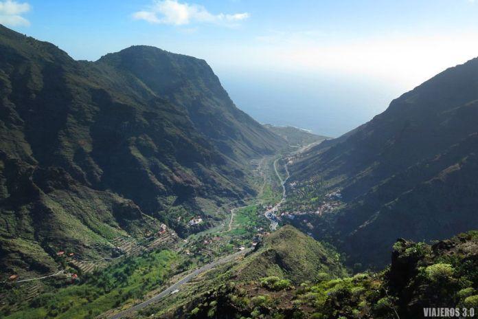 Valle Gran Rey, qué hacer y qué ver en La Gomera