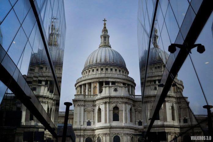 Catedral de San Pablo, que visitar en Londres en 1 o 2 días