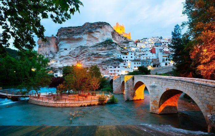 Los pueblos más bonitos de Albacete, Alcalá del Júcar