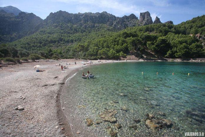 Cala Tuent, las mejores playas de Mallorca