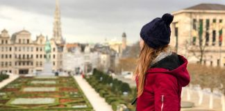 Rebeca de Viajeros 3.0 en Bruselas