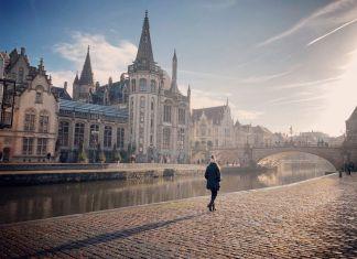 qué visitar en Gante en un día, los canales