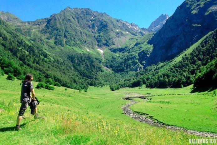 las mejores rutas de senderismo del Valle de Arán, Valle de Artiga de Lin