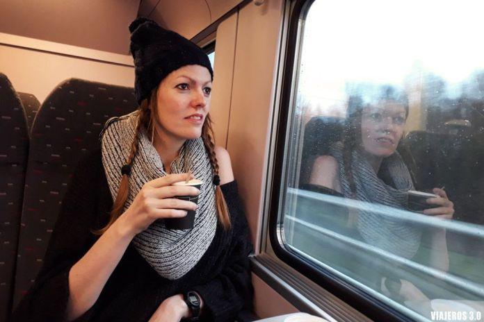 trenes belgas, cómo llegar a Gante