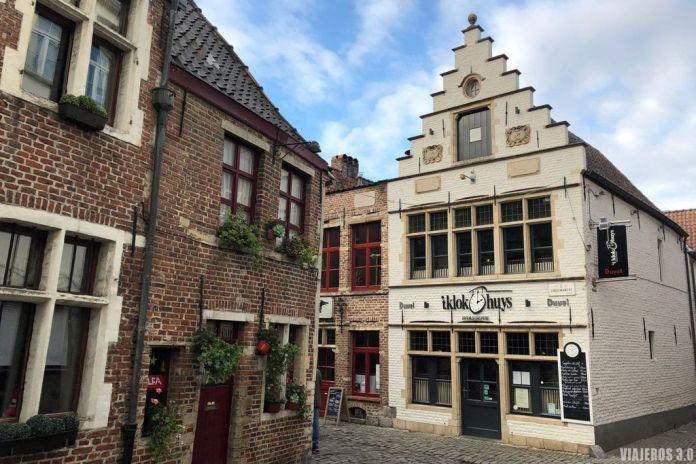 Patershol, qué visitar en Gante