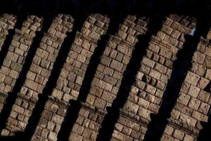 Los mejores monumentos de España, acueducto de Segovia.