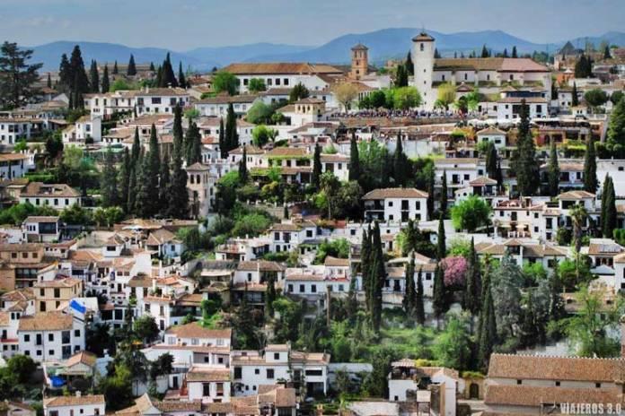 los mejores monumentos de España, La Alhambra