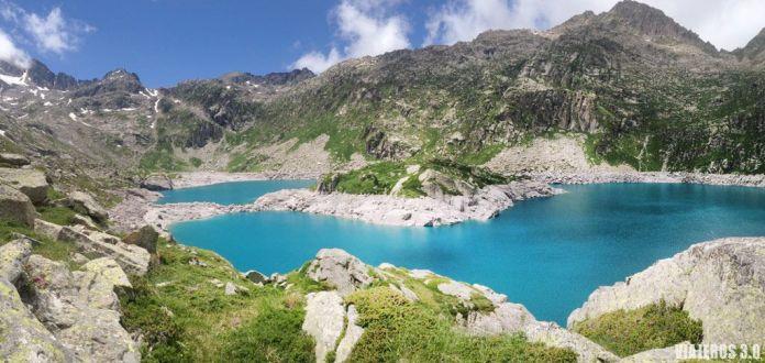 Ruta a la Restanca y el Lac de Mar en Los Pirineos