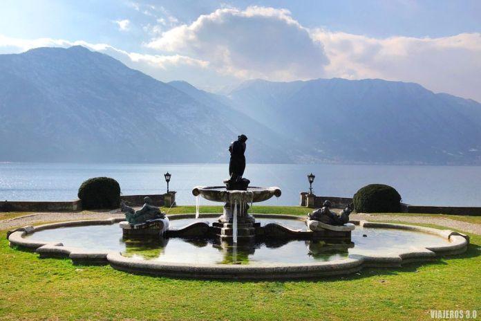 Tremezzo, los pueblos más bonitos del lago de Como en Italia