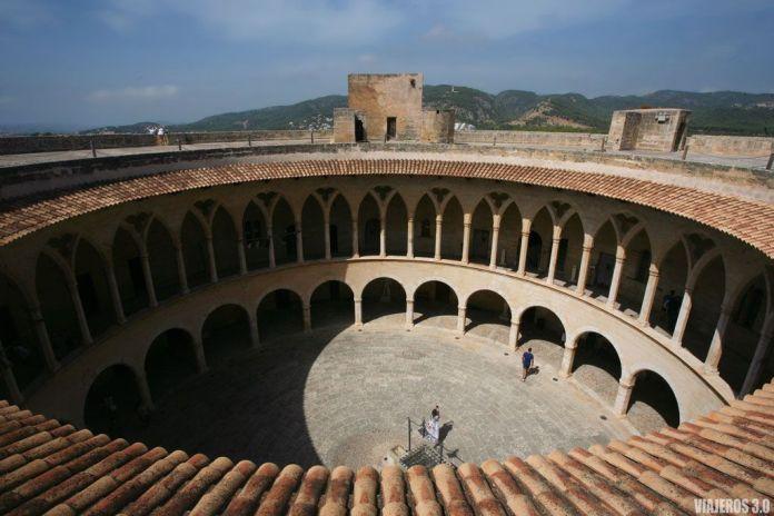 Castillo de Bellver, que ver en Palma de Mallorca