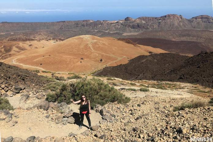 subir al pico del Teide caminando o en teleférico