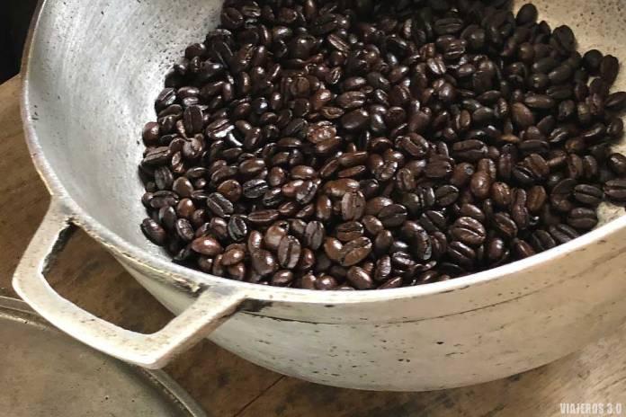 Café de Colombia en Salento y el Valle de Cocora