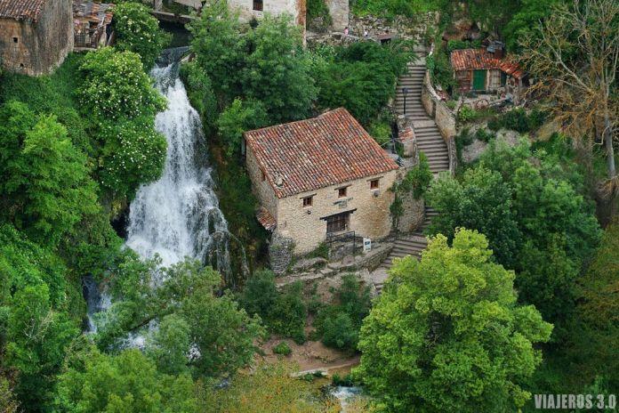 Qué ver en Orbaneja del Castillo, el pueblo más bonito de Burgos