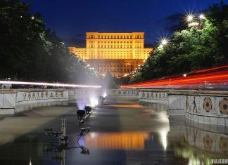 cómo ir del aeropuerto al centro de Bucarest