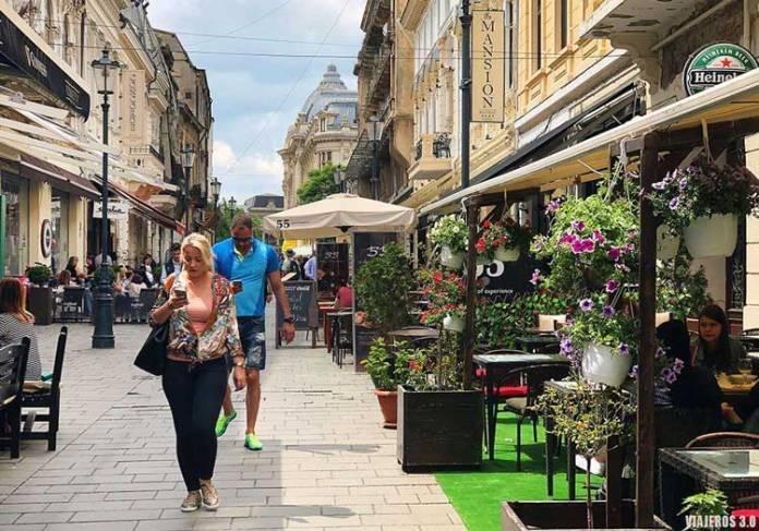 Cómo llegar desde el aeropuerto al centro de Bucarest