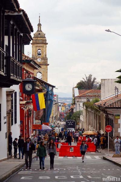 que hacer y que ver en Bogotá en 2 o 3 días
