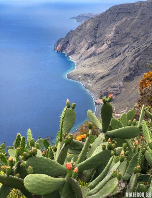 Las Playas, las mejores piscinas naturales y playas de El Hierro