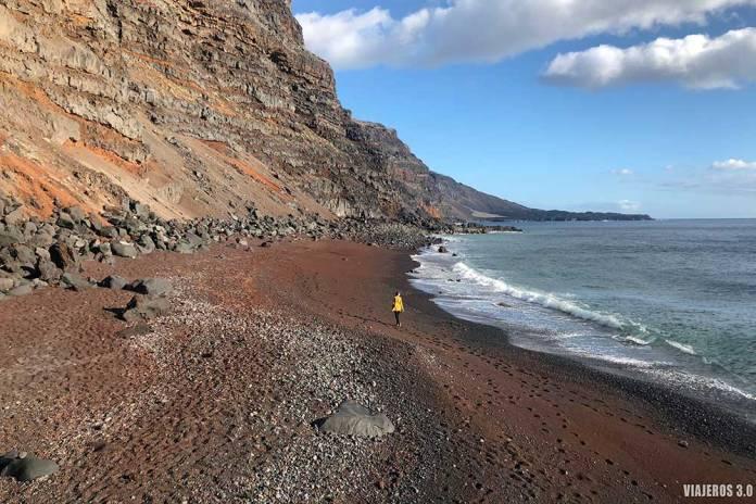 Playa el Verodal, las mejores piscinas naturales y playas de El Hierro