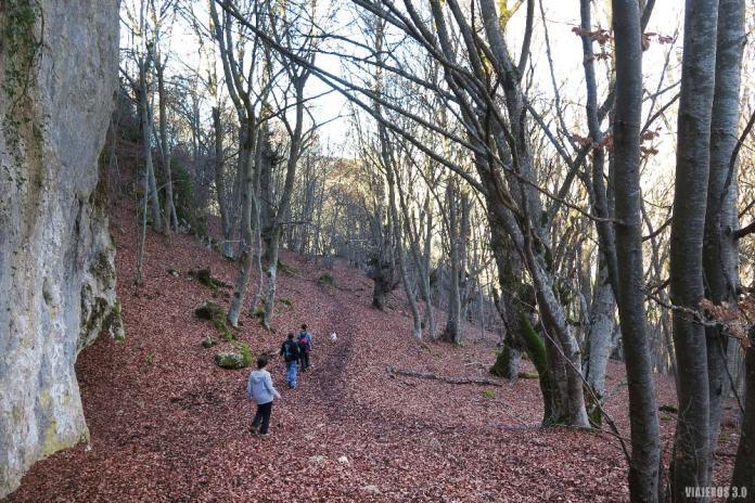 Senderismo en la presa de Alba, que ver cerca de Burgos