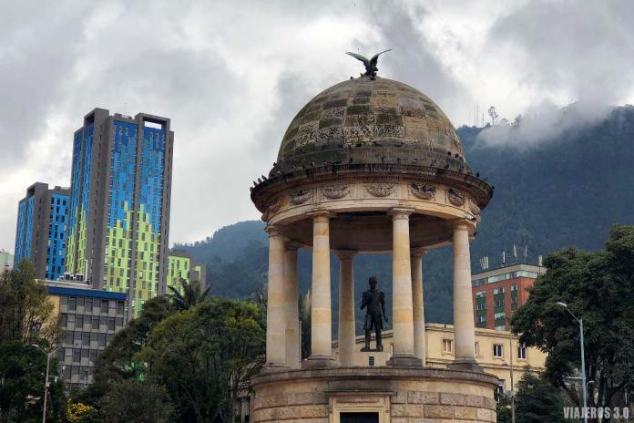 Parque de los Periodistas, que hacer y que ver en Bogotá