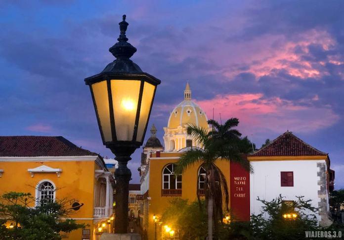 Cartagena de Indias, ruta por Colombia en 2 o 3 semanas