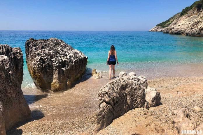 Jale Beach, las mejores playas de Albania