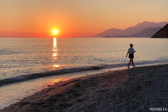 Lukove Beach, las mejores playas de la Riviera Albanesa.