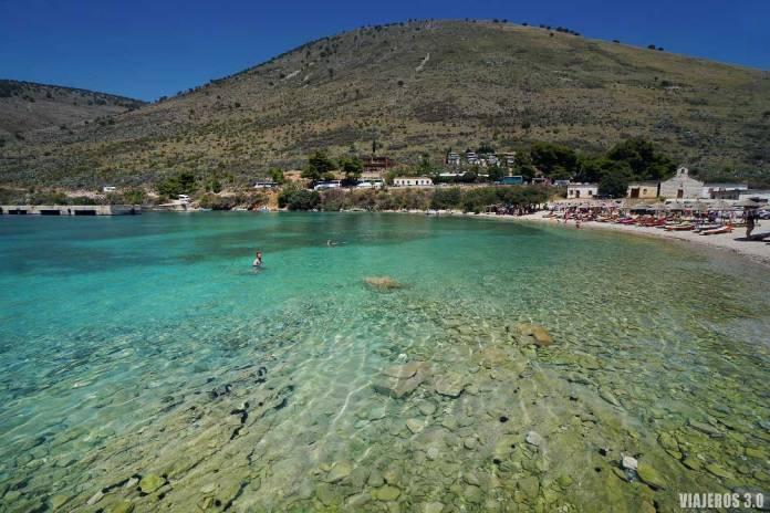 Porto Palermo, las mejores playas de Albania
