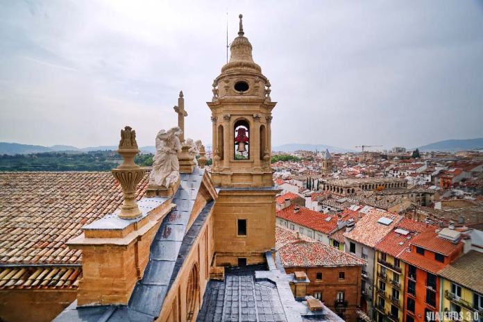 Vista panorámica, que hacer y que ver en Pamplona